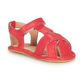 Pantofi Copii Papuci de casă Easy Peasy BLUNA Roz