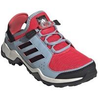 Pantofi Copii Drumetie și trekking adidas Originals Terrex Hydroterra Roșii,Albastre