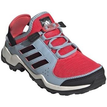 Pantofi Copii Drumetie și trekking adidas Originals Terrex Hydroterra Roșii, Albastre