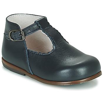 Pantofi Fete Balerin și Balerini cu curea Little Mary BASTILLE Albastru