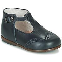 Pantofi Fete Balerin și Balerini cu curea Little Mary FRANCOIS Albastru