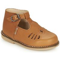 Pantofi Copii Balerin și Balerini cu curea Little Mary SURPRISE Maro