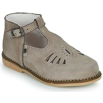 Pantofi Fete Pantofi sport stil gheata Little Mary SURPRISE Gri