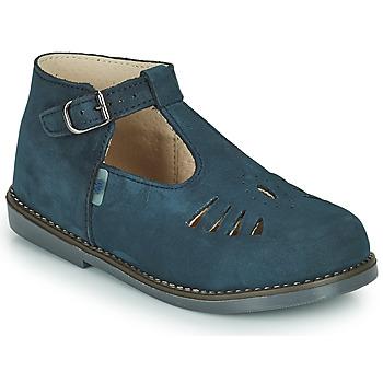 Pantofi Copii Balerin și Balerini cu curea Little Mary SURPRISE Albastru