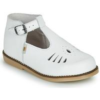 Pantofi Fete Pantofi sport stil gheata Little Mary SURPRISE Alb