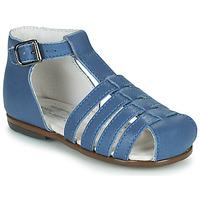 Pantofi Copii Sandale  Little Mary JULES Albastru
