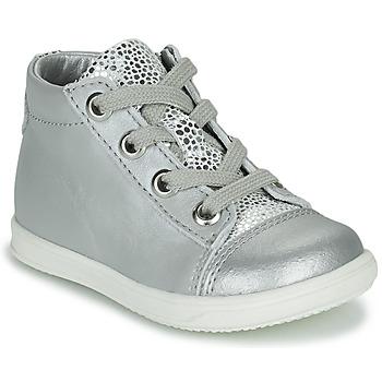 Pantofi Fete Pantofi sport stil gheata Little Mary VITAMINE Argintiu