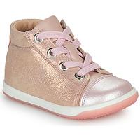 Pantofi Fete Pantofi sport stil gheata Little Mary VITAMINE Roz
