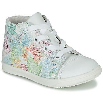 Pantofi Fete Pantofi sport stil gheata Little Mary VITAMINE Alb