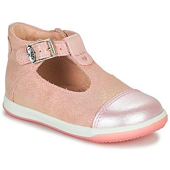 Pantofi Fete Balerin și Balerini cu curea Little Mary VALSEUSE Roz