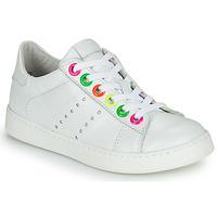 Pantofi Fete Pantofi sport Casual Little Mary LAURENE Alb