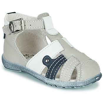 Pantofi Băieți Sandale  Little Mary VERCORS Gri