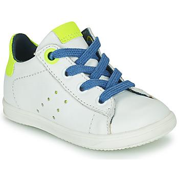 Pantofi Băieți Pantofi sport Casual Little Mary DUSTIN Alb