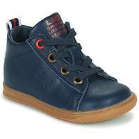 Pantofi Băieți Pantofi sport stil gheata Little Mary LEON Albastru