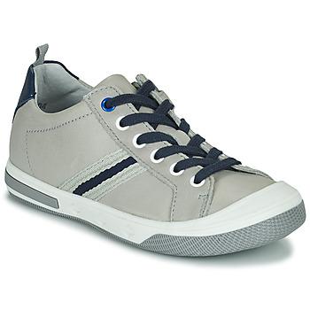Pantofi Băieți Pantofi sport Casual Little Mary LOGAN Gri