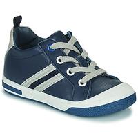 Pantofi Băieți Pantofi sport Casual Little Mary LOGAN Albastru