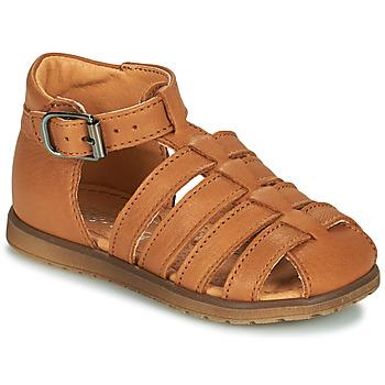 Pantofi Băieți Sandale  Little Mary LIXY Maro