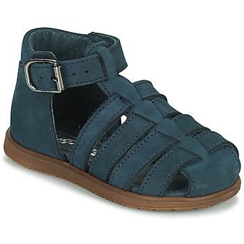 Pantofi Băieți Sandale  Little Mary LIXY Albastru