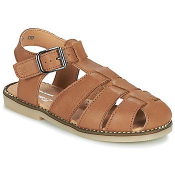 Pantofi Băieți Sandale  Little Mary BREHAT Maro