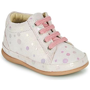 Pantofi Fete Pantofi sport stil gheata Little Mary GAMBARDE Roz