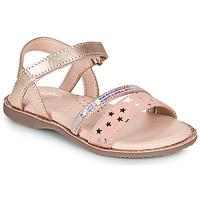 Pantofi Fete Sandale  Little Mary DOLERON Roz