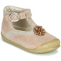 Pantofi Fete Sandale  Little Mary GENTIANE Bej