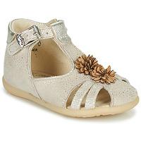 Pantofi Fete Sandale  Little Mary GLADYS Bej