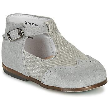Pantofi Băieți Sandale  Little Mary FRANCOIS Gri