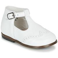 Pantofi Copii Sandale  Little Mary FRANCOIS Alb