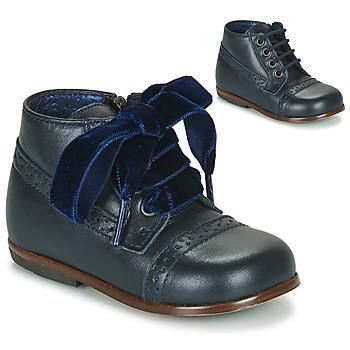 Pantofi Fete Ghete Little Mary FAVORITE Albastru