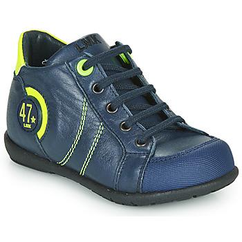 Pantofi Băieți Ghete Little Mary FELIX Albastru