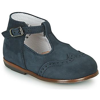 Pantofi Copii Sandale  Little Mary FRANCOIS Albastru