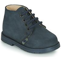 Pantofi Băieți Ghete Little Mary GINGO Albastru