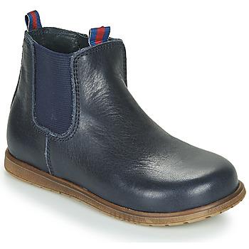 Pantofi Băieți Ghete Little Mary JAUFFREY Albastru