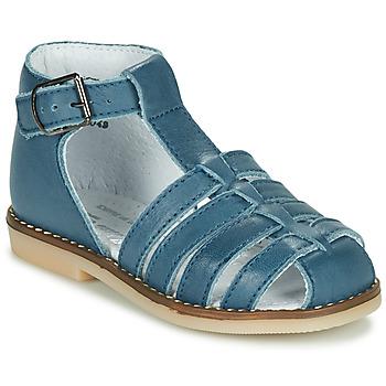 Pantofi Copii Sandale  Little Mary JOYEUX Albastru