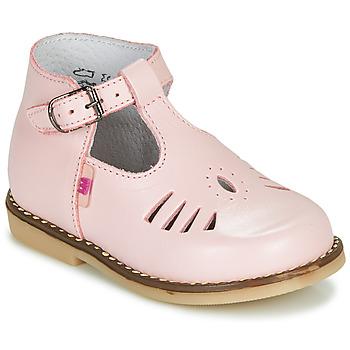 Pantofi Copii Sandale  Little Mary SURPRISE Roz