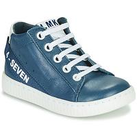 Pantofi Băieți Pantofi sport stil gheata Little Mary LUCKY Albastru