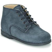 Pantofi Băieți Ghete Little Mary MILOT Albastru