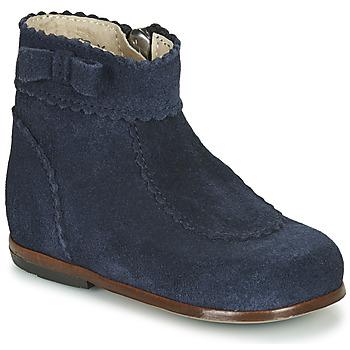 Pantofi Fete Ghete Little Mary OLISETTE Albastru