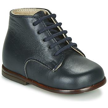 Pantofi Copii Ghete Little Mary QUINQUIN Albastru