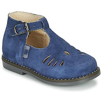 Pantofi Copii Sandale  Little Mary SURPRISE Albastru