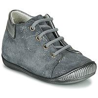 Pantofi Fete Ghete Little Mary FLAVIE Gri