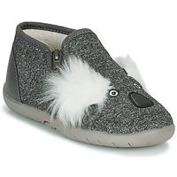 Pantofi Copii Papuci de casă Little Mary KOALAZIP Gri