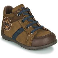 Pantofi Băieți Ghete Little Mary COQUIN Maro