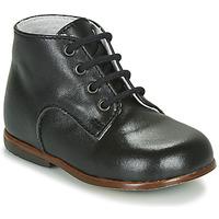 Pantofi Copii Ghete Little Mary MILOTO Negru