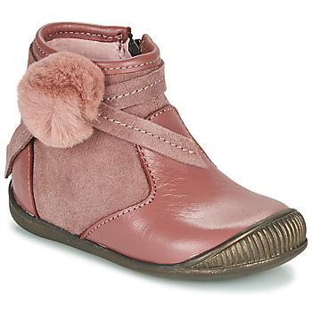 Pantofi Fete Ghete Little Mary FRANCOISE Roz