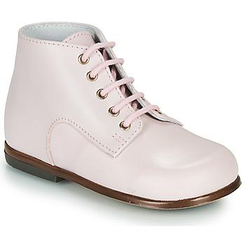 Pantofi Copii Ghete Little Mary MILOTO Roz