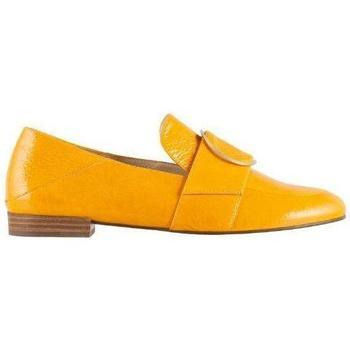 Pantofi Femei Mocasini Högl Travella Yellow Moccasins Yellow