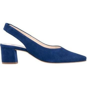 Pantofi Femei Pantofi cu toc Högl Urbana Blue Heels Blue