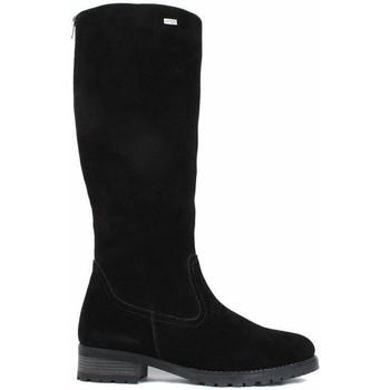 Pantofi Femei Cizme casual Remonte Dorndorf Samtcalf Black Boots Black